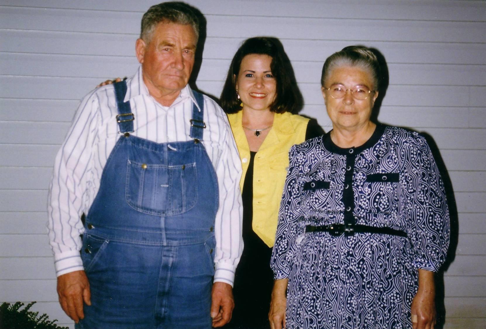 Grandma&GrandpaDeb